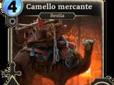 Camello mercante