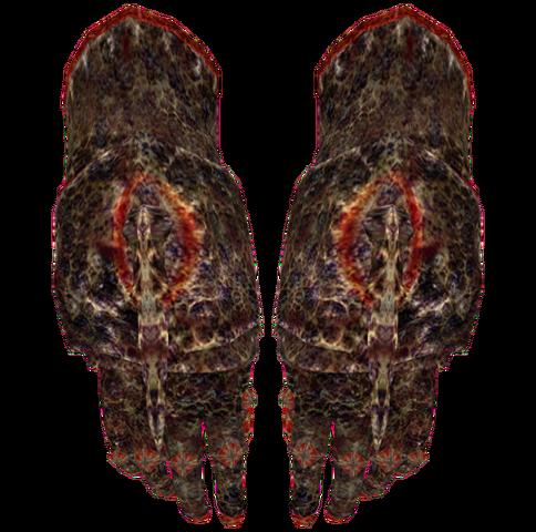 File:Daedric Gauntlets (Oblivion) Female.png
