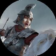 Legate Cassia avatar (Legends)