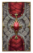 Ruby Throne card back