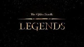 The Elder Scrolls- Legends - E3 2015 Teaser Trailer