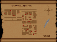 Vullain Haven view full map