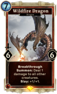 Wildfire Dragon (Legends) DWD