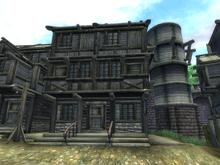 Здание в Бравиле (Oblivion) 2