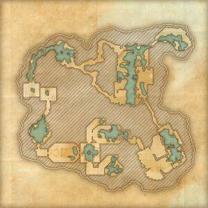 Развалины Корграда (план) 1