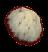 Шляпка голубой энтоломы (иконка)