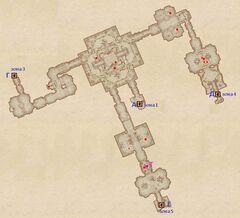Крепость Андерпалл. План