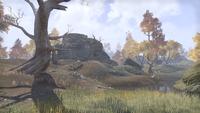 Сиродил (Online) — Кладбище гигантов в Охотничьих угодьях Сеянуса
