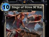 Siege of Stros M'Kai