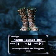 Stivali della Gilda dei Ladri