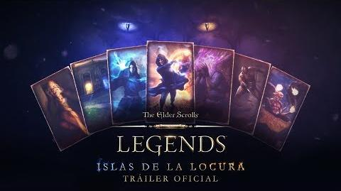 The Elder Scrolls Legends – Tráiler de Isla de la Locura