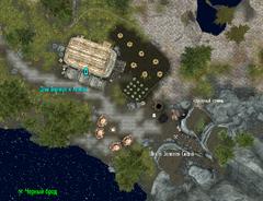 Дом Вернера и Аннеке на карте