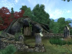 Меридия — Воющая пещера