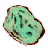 Шляпка зеленой хлороцибории (иконка)