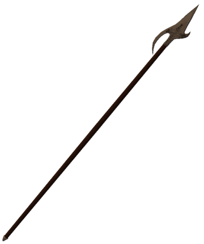 File:BM Hircine Spear weapon.png