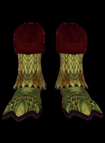 File:Elven Boots (Oblivion) Female.png