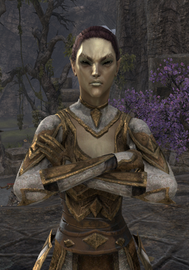 Female Chimer - ESO