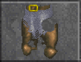 Leather Greaves (Daggerfall).png