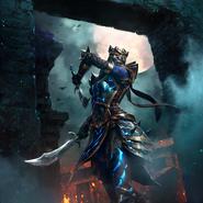 Legends - Dro-m'Athra Reaper (Card Art)