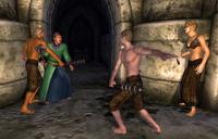 Namira (Quest) Fighting