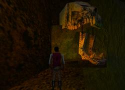Redguard - Goblin Caves Skull