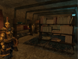 Hall of Justice Secret Library