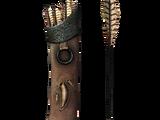 Драконья костяная стрела