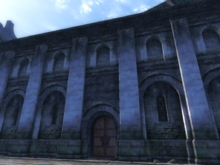 Здание в Имперском городе (Oblivion) 79