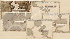 Старый путь. Карта