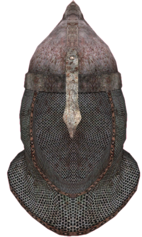File:Chainmail Helmet.png