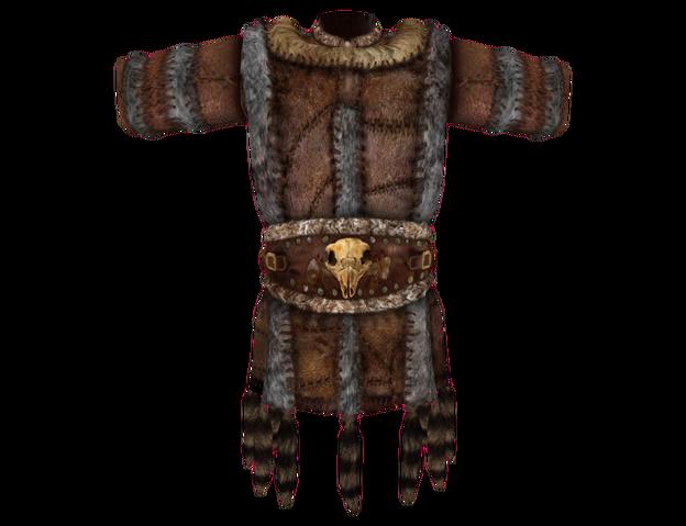File:Fur Cuirass (Oblivion).png