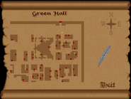 Green Hall full map