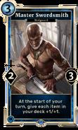 Master Swordsmith DWD