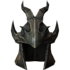 Драконий чешуйчатый шлем