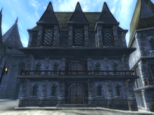 Здание в Скинграде (Oblivion) 10