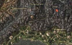 Родовая гробница Сарано (карта)