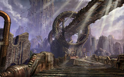 Clockwork City ESO Loading Screen