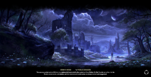 Crow's Wood Loading Screen