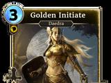 Golden Initiate