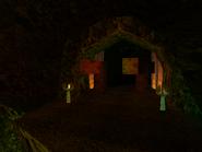 Redguard - The Goblin Caves - Great Door Opens