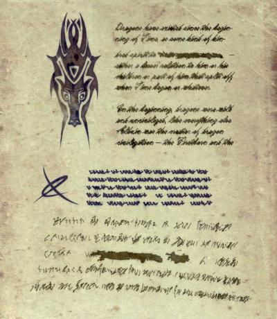 Spostrzeżenia Shalidora 2 (Skyrim)