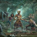The Elder Scrolls Online Murkmire Cover