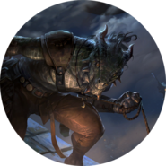 Argonian avatar bob 1 (Legends)