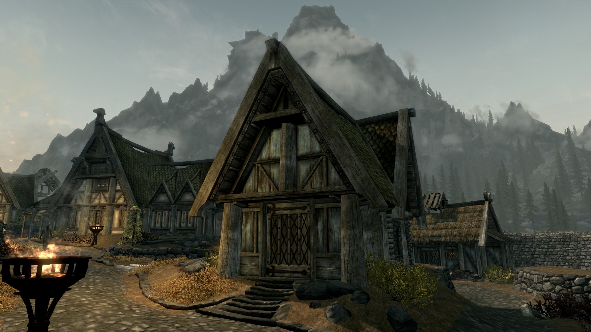 Guide to create a house in Skyrim