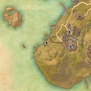 Lantern of Lies Map