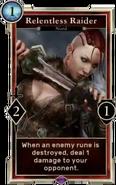 Relentless Raider Old (Legends) DWD