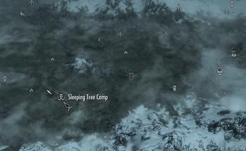Sleeping Tree Camp   Elder Scrolls   FANDOM powered by Wikia