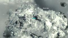 Пик Фрукт (местоположение на карте)