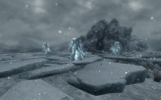 Холодная — атронахи