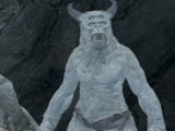 Frost Giant (Dawnguard)